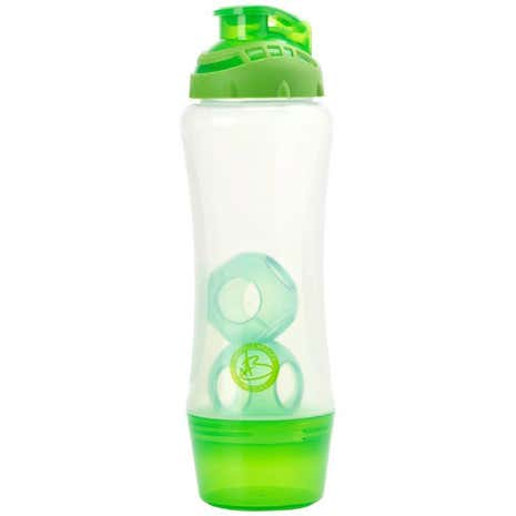 Smash Green Shaker Bottle