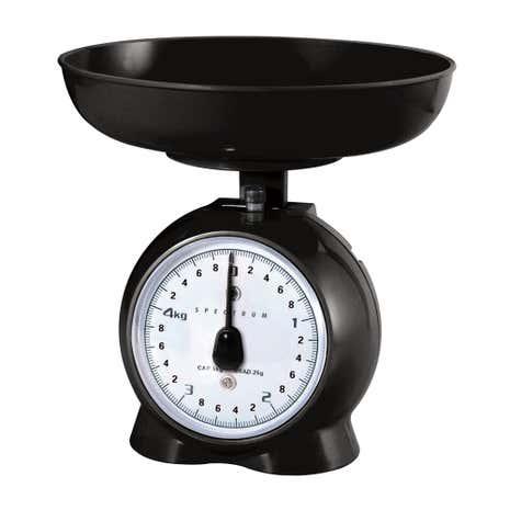 Spectrum Mechanical Kitchen Scales | Dunelm