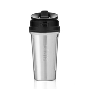 Nutri Ninja XSKSS650UK Silver Insulated Cup