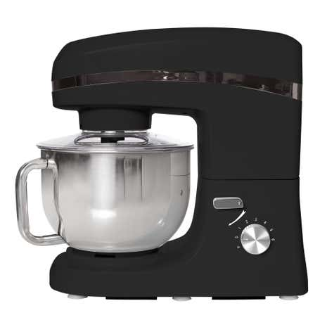 Candy Rose Black Stand Mixer