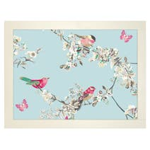 Beautiful Birds Lap Tray