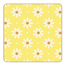 Set of 4 Daisy Coasters