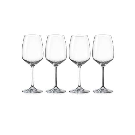 Dorma Set of 4 Cambridge Wine Glasses