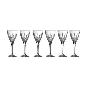 Royal Doulton Earlswood Set of 6 Goblets