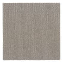 Set of 4 Metallic Grey Honeycomb Placemats