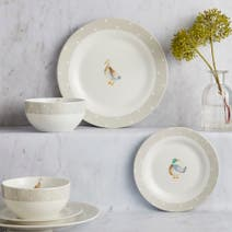 Jenny 12 Piece Dinner Set