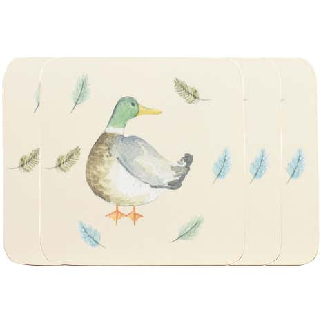 Jenny Pack of 4 Coasters