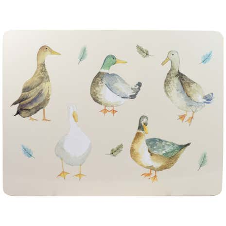 Jenny Pack of 4 Placemats