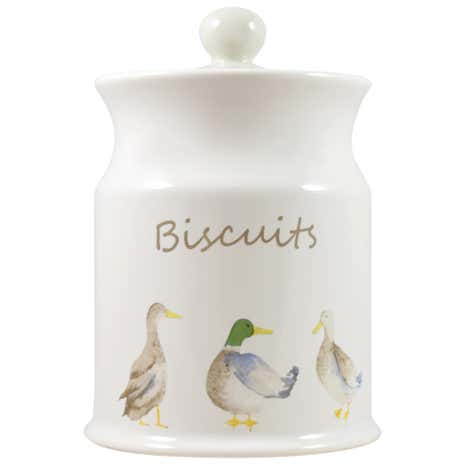 Jenny Biscuit Canister