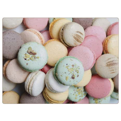 Pack of 4 Macaroon Place Mats