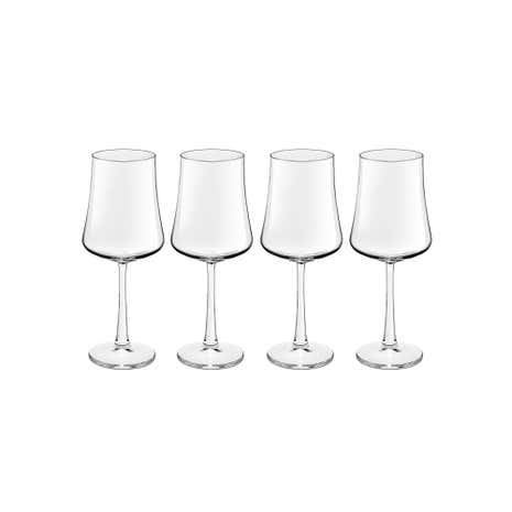 Pausa Novum Set of 4 Red Wine Glasses