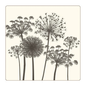 Set of 4 Sprig Placemats