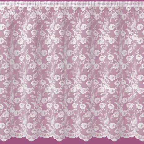 Lillian Lace Net Fabric