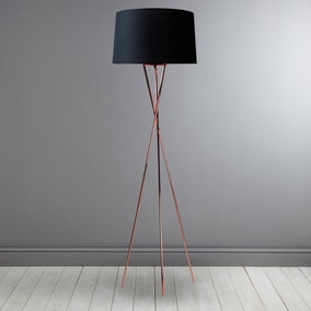 Albert Tripod Floor Lamp