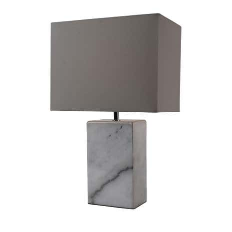 Arthur Marble Large Table Lamp