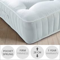 Padstow 800 Pocket Mattress