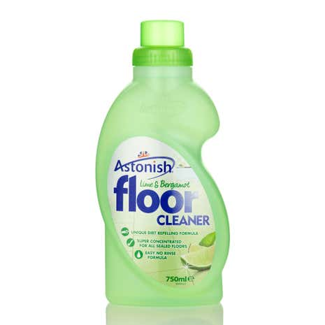 Astonish Lime and Bergamont Floor Cleaner