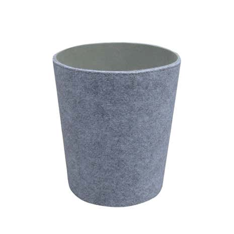 Grey Two Tone Waste Bin