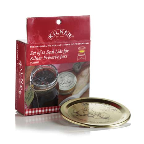 Kilner Set of 12 Preserve Lids