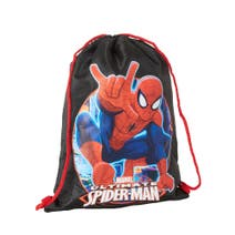 Ultimate Spiderman Neon Trainer Bag