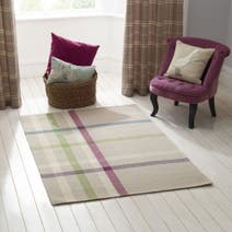 Lomond Check Wool Rug
