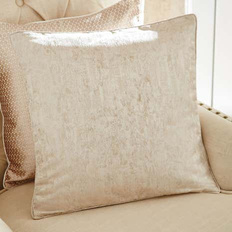 Richmond Champagne Cushion