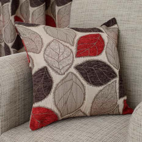Sherwood Red Cushion