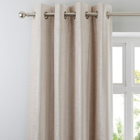 Dorma Lymington Cream Curtains