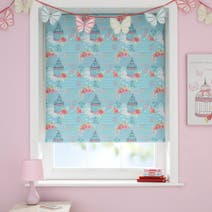 Bell Birdcage Blackout Cordless Roller Blind
