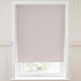 Chenille Thermal Roller Blind