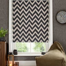 Ikat Blackout Roller Blind