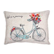 Country Bicycle Cushion