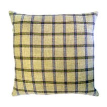 Country Check Tweed Cushion