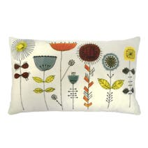 Elements Floral Cushion