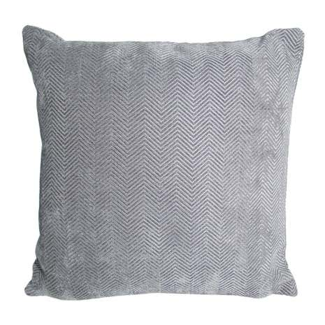 Emperor Charcoal Cushion Cover