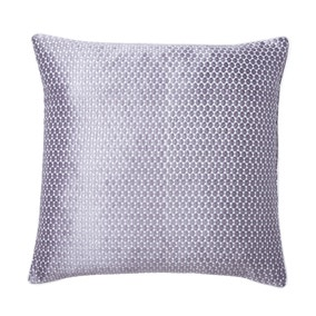 Geo Hexagonal Design Cushion