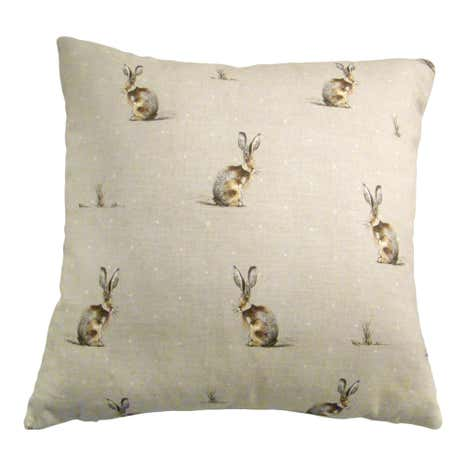 Hares Cushion Cover