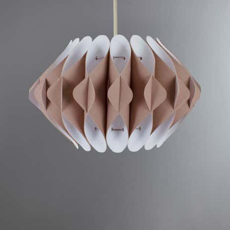 Carter Origami Light Shade