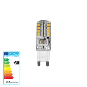 Dunelm 2.5W LED G9 Light Bulb