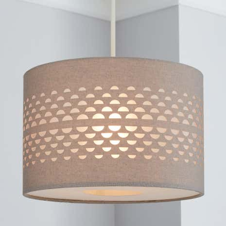 Hanbury Laser Cut Light Shade