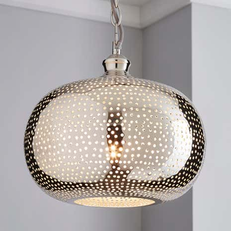 Ceiling lights pendant flush lights dunelm luna ceiling light pendant aloadofball