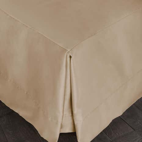 Dorma Satin 350 Thread Count Gold Divan Trim