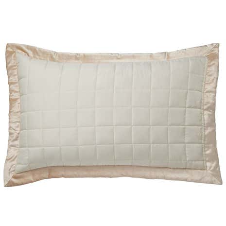 Claudia Gold Pillow Sham