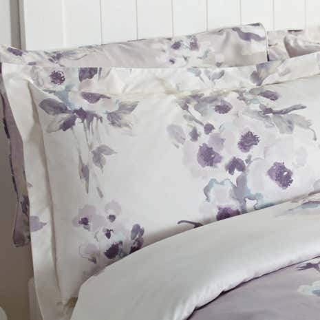 Delphine Mauve Oxford Pillowcase