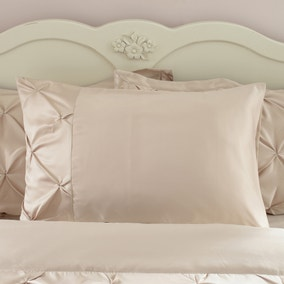 Karissa Champagne Housewife Pillowcase