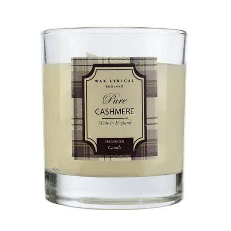 Wax Lyrical Pure Cashmere Scented Candle