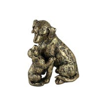 Bronze Dog Ornament