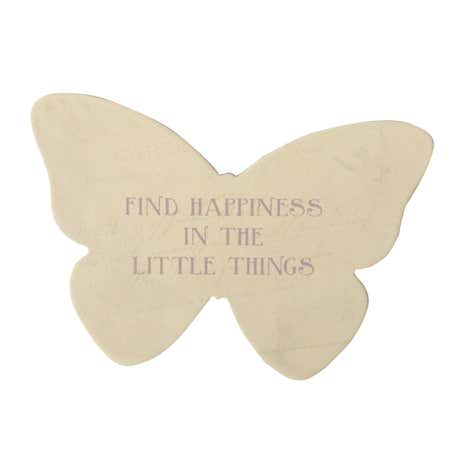 Butterfly Standing Plaque