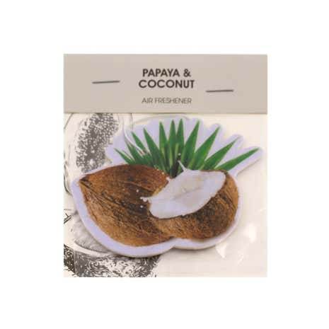 Coconut and Papaya Air Freshener