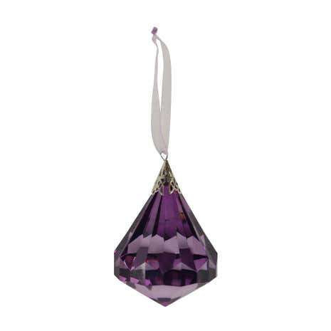 Mauve Decorative Hanging Jewel